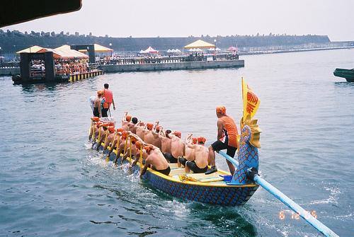 The Dragon Boat Winning Team | POC's photos on Flickr